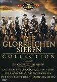 Die glorreichen Sieben Box Set (4 DVDs)