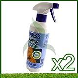 TX Direct Wasserdicht Spray–spray auf Abdichtung für nasses Wetter Kleidung, 2er-Packung
