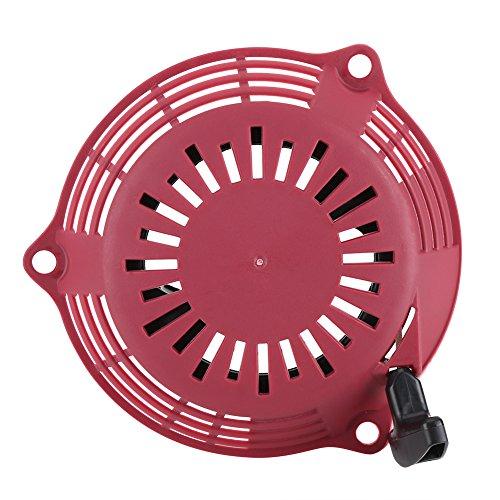 GLOGLOW Seilzugstarter Seilzugstarter für Honda GCV135 GCV160 EN2000 für Generatorteile