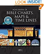 #5: Rose Book of Bible Charts, Maps & Time Lines: Volume 1
