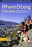 Rheinsteig Hiking - Your pocket guide to unmissable highlights: 320 km adventure, culture and nature
