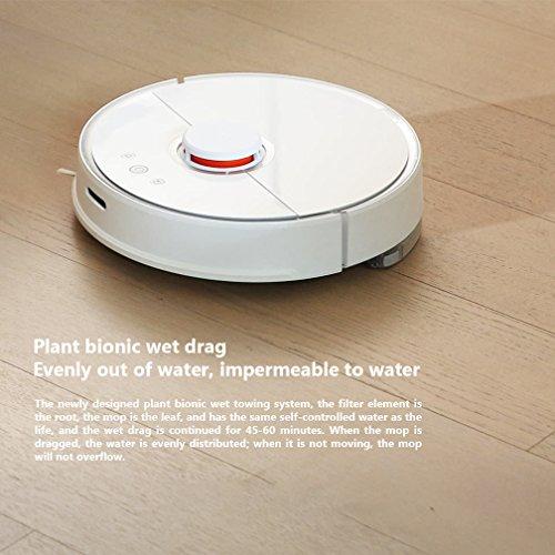 XIAOMI robot aspirateur 2 générations avec fonction de balayage et de balayage APP Contrôle 5200mAh batterie 2000Pa force de succion