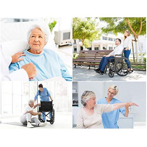 51PVZXgOZJL - YXP Grúa Eléctrica para Pacientes para Uso doméstico Ligeros Plegables con eslingas Medianas de Malla Completa, con Base Baja, Capacidad de Peso de 450 LB