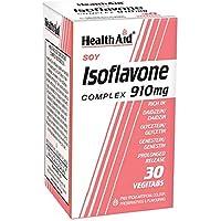 HealthAid Soya Isoflavone - 30 Vegan Tablets