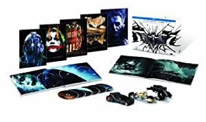Batman - The Dark Knight Trilogy [Blu-ray] [Limited Collector's Edition] [Limited Edition]