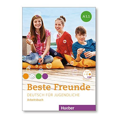 BESTE FREUNDE A11 AB + CDAudio: Deutsch für JugendlicheDeutsch als Fremdsprache