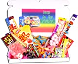 Born in The Sixties Retro Sweets Gift Selection Box