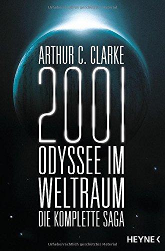 2001-Odyssee-im-Weltraum-Die-Saga-Vier-Romane-in-einem-Band