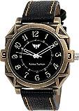 Fadiso Fashion Black Dial CBR Men's Unique Designer Watch