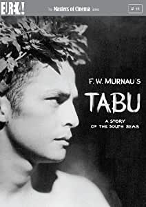 Tabu: A Story of the South Seas (Masters of Cinema) [DVD]