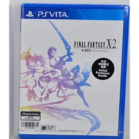 Final Fantasy X-2 HD Remaster FF 10 Japanese Voice Chinese Sub ???? X-2 by Square Enix