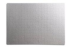 Idea Regalo - DO-IT Puzzle bianco personalizzabile, puzzle vuoto 300 pezzi, 390 x 285 mm