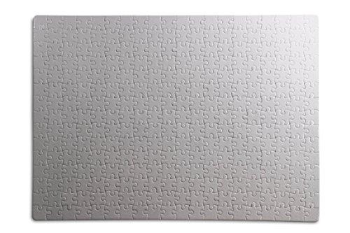 lanko individuell gestalten und bemalen, leeres Puzzle, 300 Teile, 390 x 285 mm, Premium Qualität ()