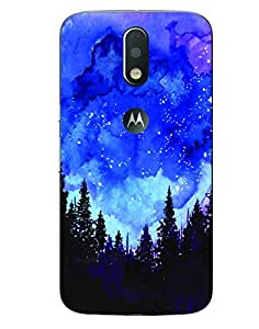 Aart Designer Luxurious Back Covers for Moto G4 Plus by Aart Store.