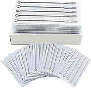 Tattoo Needles Set- Anghie 50PCS Assorted Tattoo Needles Liners and Shaders 3rl, 5rl, 7rl, 9rl, 3rs, 5rs, 7rs,
