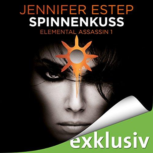 Buchseite und Rezensionen zu 'Spinnenkuss (Elemental Assassin 1)' von Jennifer Estep