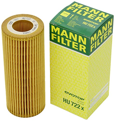 Mann-Filter-HU-722-x-Evotop-Filtro-Olio