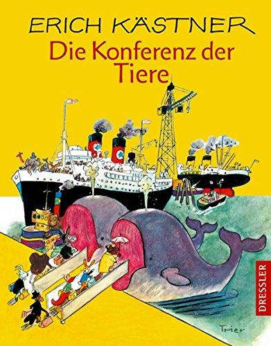 Die Konferenz der Tiere por Erich Kastner