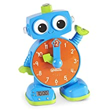Learning Resources LER2385 Tock The Learning Clock