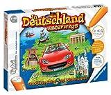 Spiel tiptoi In Deutschland unterwegs Das audiodigitale Lernsystem , Verpackungseinheit: 1 Packung