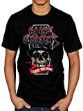 Official Alice Cooper Love The Dead December T-Shirt