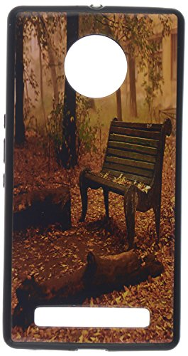 iCandy BENCH Back Cover for Micromax Yu Yuphoria