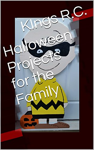Halloween Projects for the Family (English Edition)