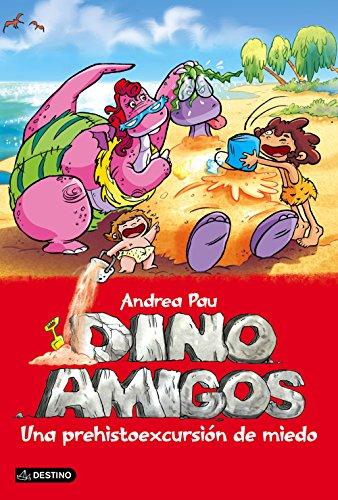 Una prehistoexcursión de miedo: Dinoamigos 8 por Andrea Pau