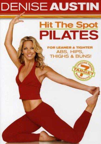 Hit the Spot - Pilates [DVD] (2005) Denise Austin (japan import)