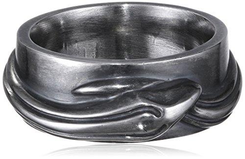 caï men Herren-Ring SNAKE 925 Silber Gr. 64 (20.4) - C4132R/90/00/64