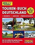 Deutschland Touren Buch (Hallwag Promobil)