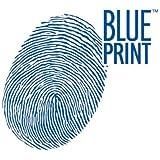Image of Blue Print adg09789-Tope para puerta