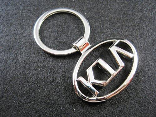 Llavero de metal Kia