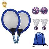 KiraKira Raquettes de Badminton Tennis, Raquette de Tennis,Enfants Sports de Plein...
