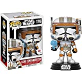 Figura Pop! Vinyl Star Wars Clone Commander Cody Limited