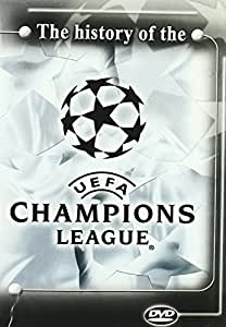 The History Of The UEFA Champions League [2000] [DVD]