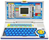 #1: Jajoria English Learner Laptop for Kids with 20 Activity, Led Screen (Multi Color)