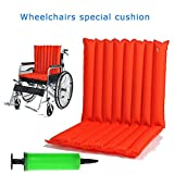 Best Various Wheelchairs - HRRH Wheelchairs Cushion Anti-Decubitus Back Cushion Pad Breathable Review