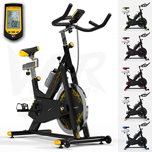 RevXtreme-Indoor-Aerobic-Exercise-Bike-Cycle-Fitness-Cardio-Workout-Machine-22KG-Flywheel-Yellow