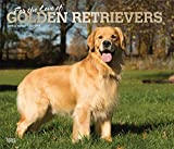 Golden Retriever - For the love of 2020 - 16-Monatskalender mit freier DogDays-App: Original BrownTrout-Kalender - Deluxe [Mehrsprachig] [Kalender] (Deluxe-Kalender)