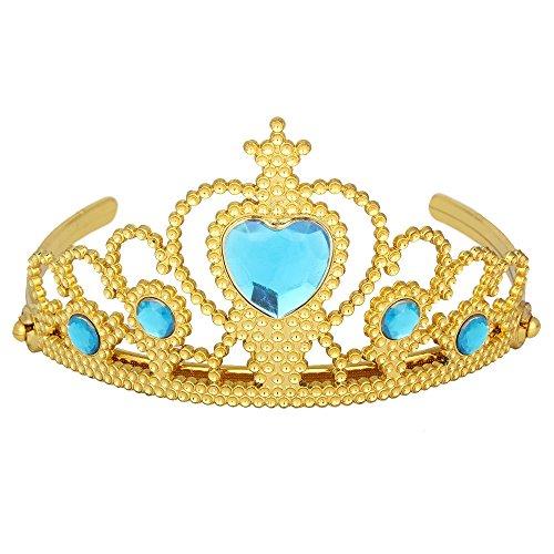 Das beste Tiara für Mädchen Abschlussbälle Festzüge Princess Party Krone (Hut Kostüm Audrey Hepburn)