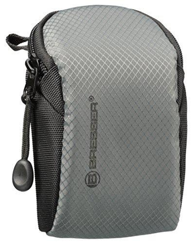 Bresser Kompaktkamera-Tasche Adventure mit Netztaschen und wasserfestem High-End Ripstop Material, extra klein