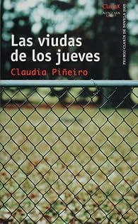 Las viudas de los jueves par Claudia Piñeiro