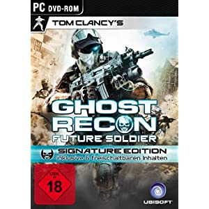Tom Clancy's Ghost Recon: Future Soldier – Signature Edition (uncut)