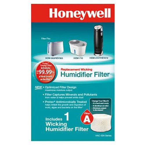 Honeywell Filter Pads (HONEYWELL HAC-504V1 Humidifier Filter Pad)