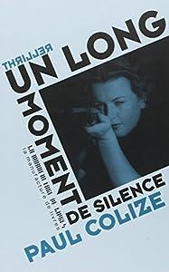 vignette de 'Un long moment de silence (Paul Colize)'