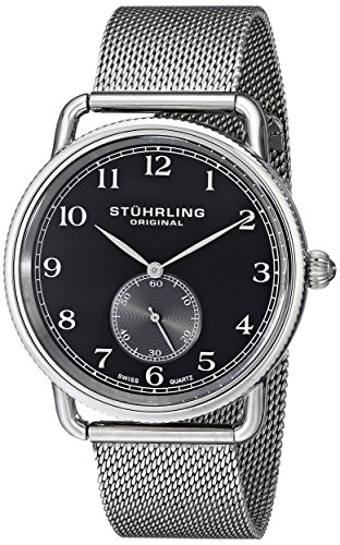 51PVxwmJKmL - Stuhrling Original Mens 207M.02 watch
