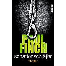 Schattenschläfer: Thriller (Mark-Heckenburg-Reihe 4)