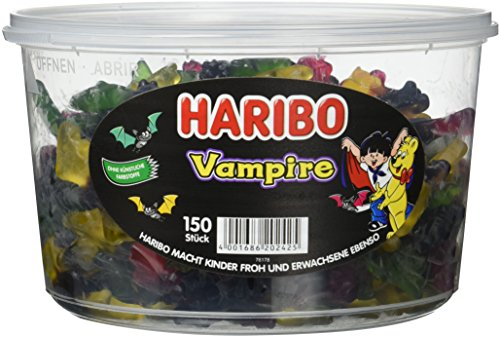 Preisvergleich Produktbild Haribo Vampis,  6er Pack (6 x 1.2 kg)