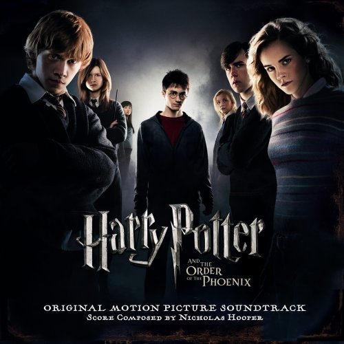 Harry Potter and the Order of the Phoenix: Original Motion Picture Soundtrack (Audio-cd Harry Uk Potter)
